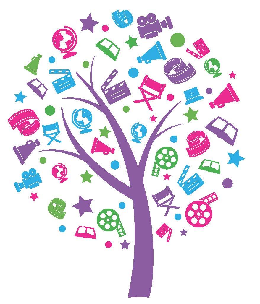 Logo cinema e didattica_albero