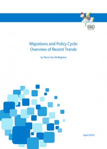 Van _Wolleghem_Migrations and Policy cycle_April 2016_Pagina_1